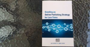 Creating an Online Publishing Strategy for Law Firms (Book Review)