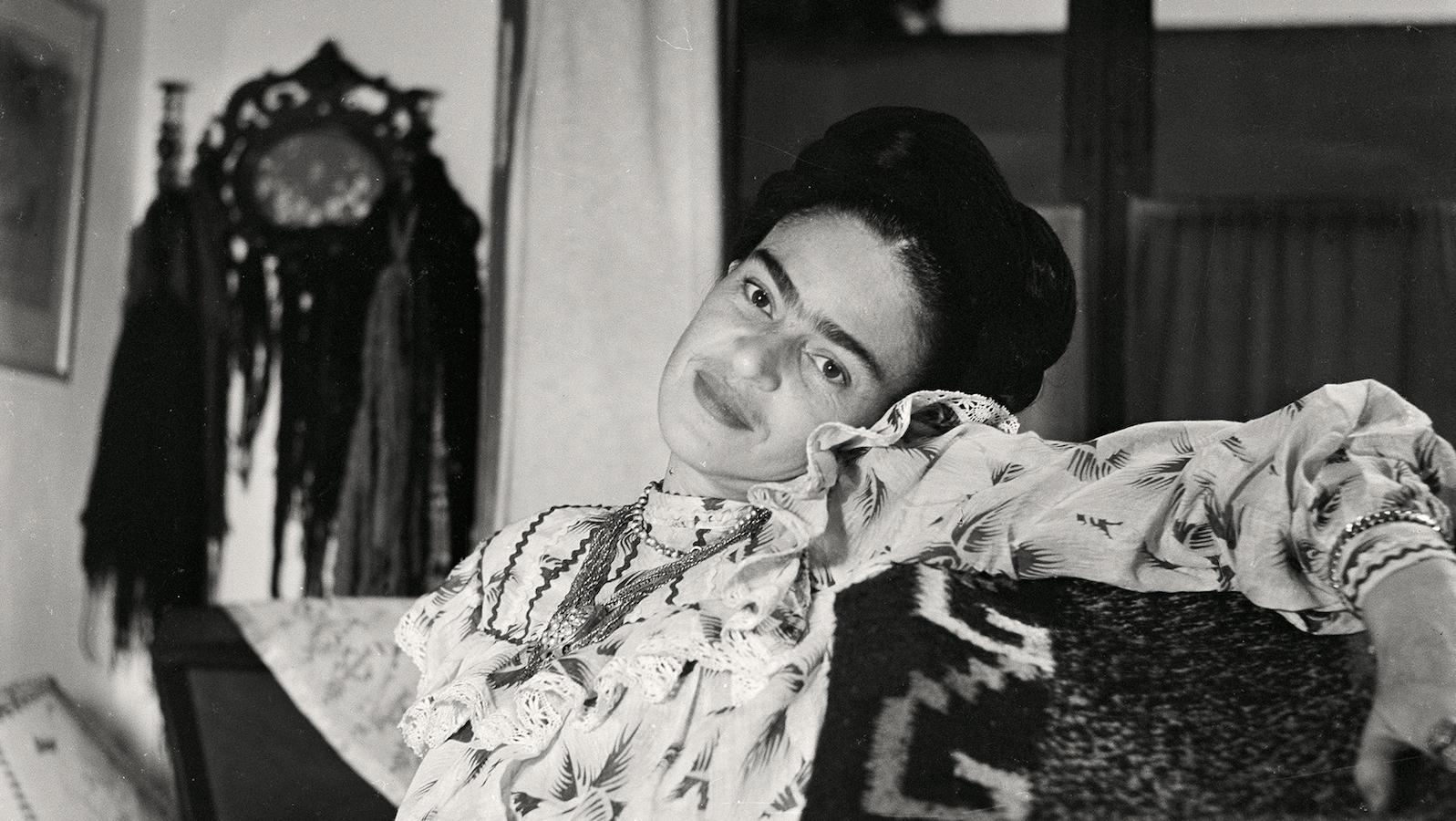 Frida Kahlode Rivera, Artist