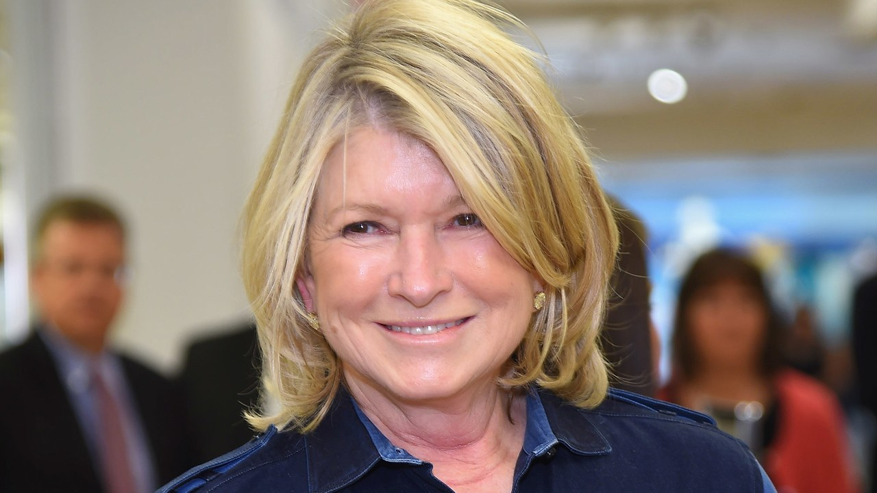 Martha Stewart, Retail Executive Businesswoman, Writer, Television Personality, and Former Model