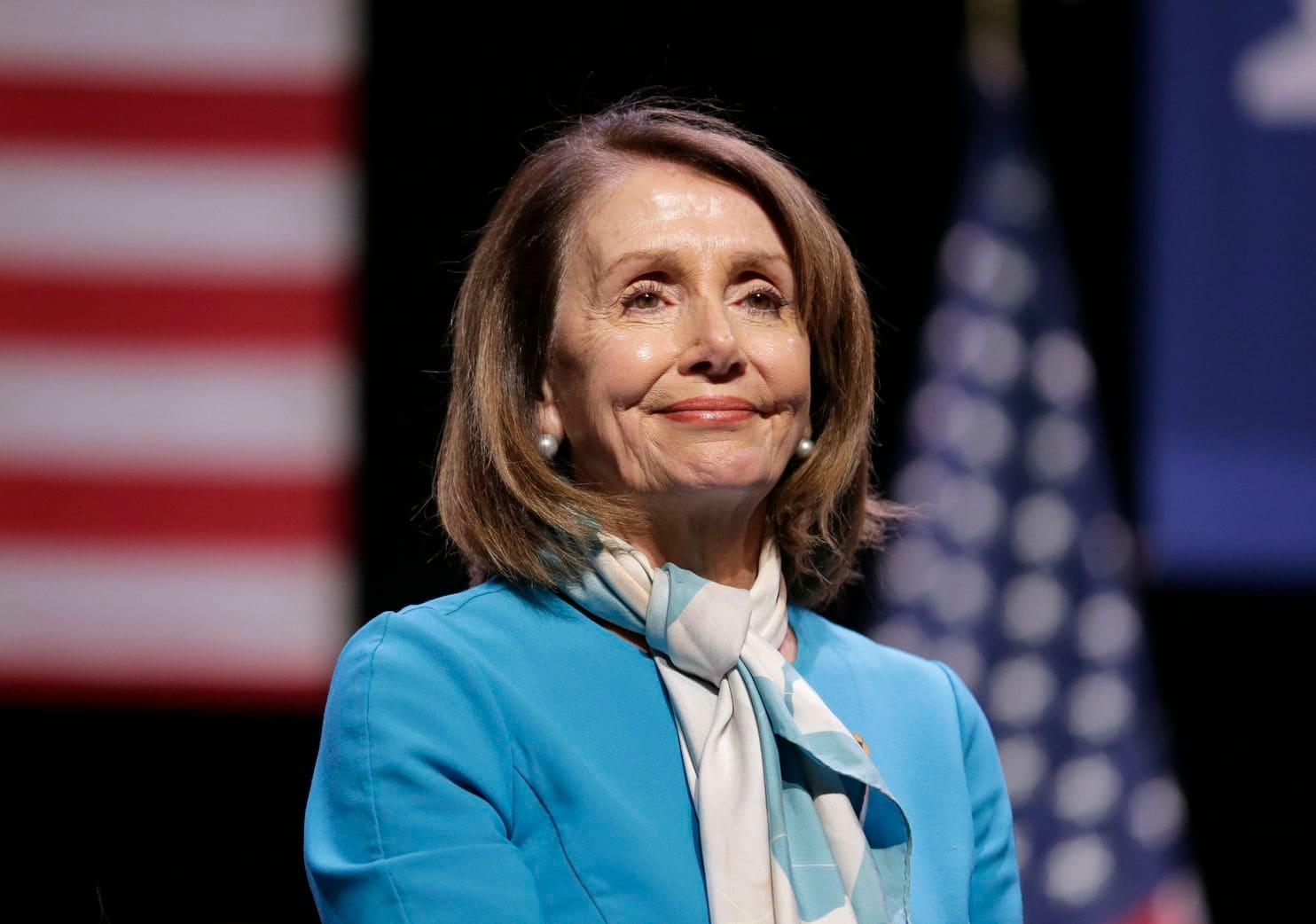 Nancy Pelosi, Politician (Speaker of the United States House of Representatives)