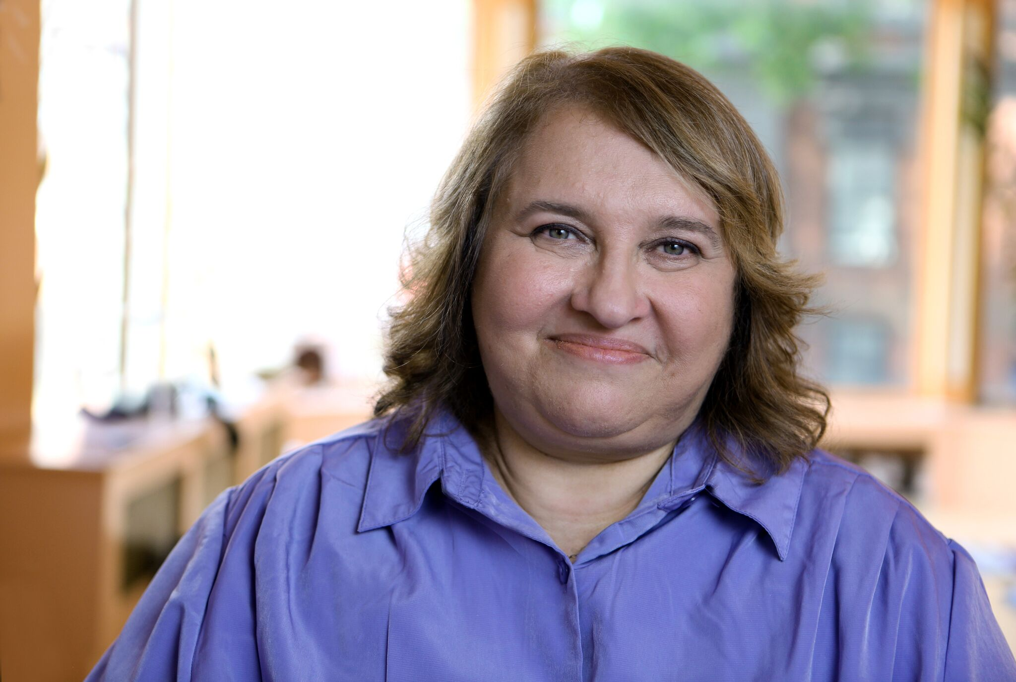 Sharon Salzberg, Author and Teacher of Buddhist Meditation Practices in the West