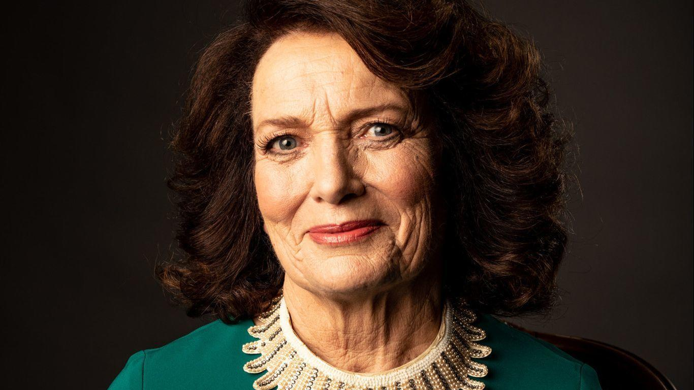 Margaret Trudeau, Author, Actress, Photographer, Former Television Talk Show Hostess, and Social Advocate for People with Bipolar Disorder