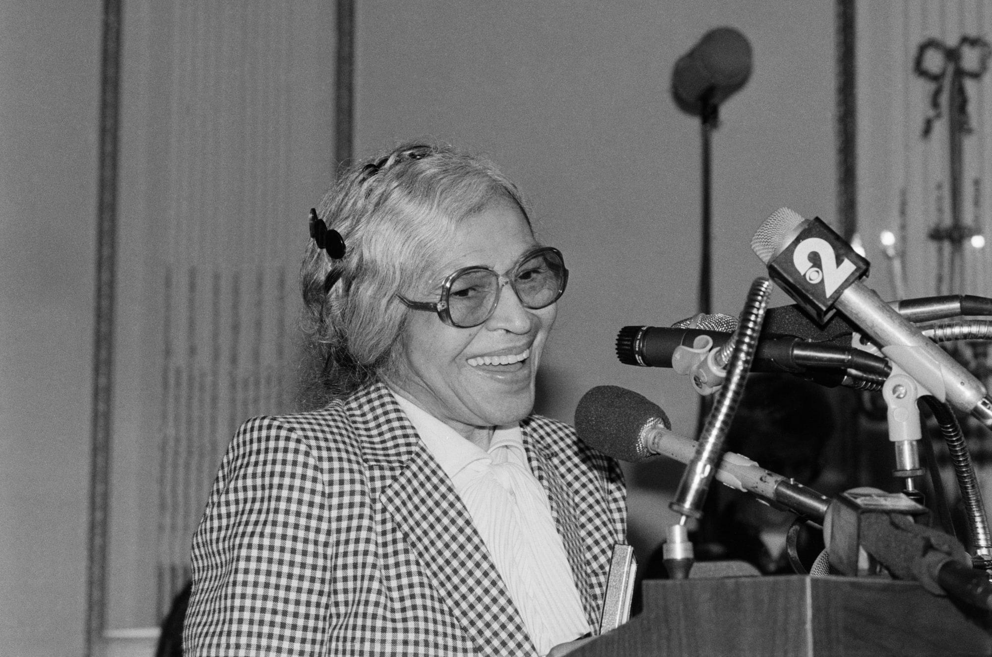 Rosa Parks, Activist