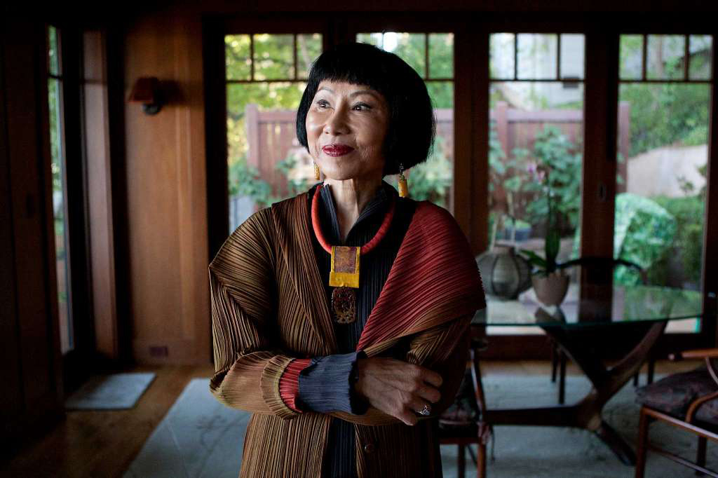 Amy Tan, Writer