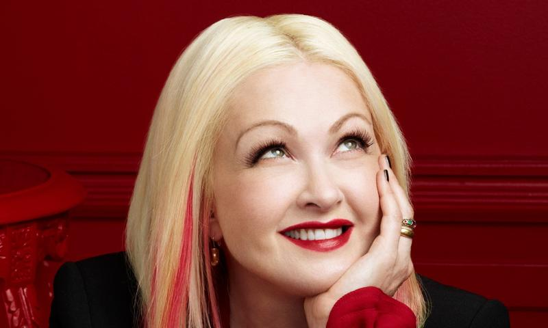 Cyndi Lauper, Singer, songwriter, actress, and activist