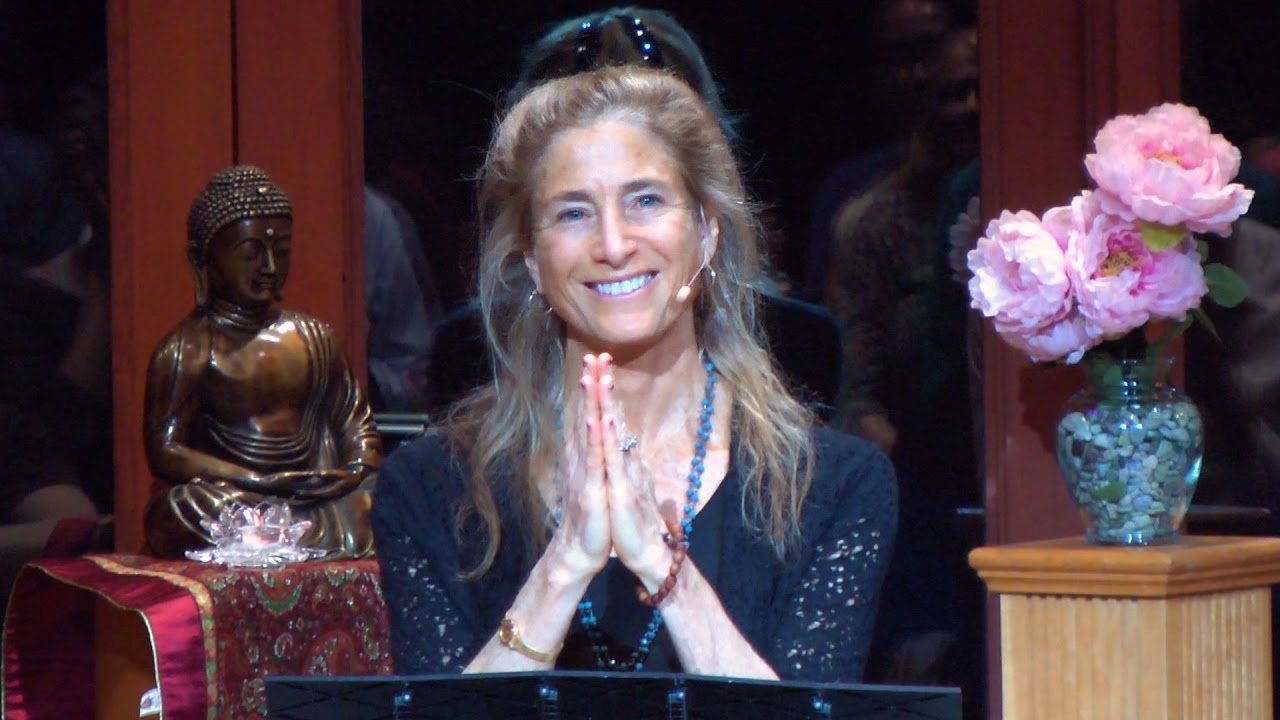 Tara Brach, Psychologist, author, and teacher of meditation, emotional healing, and spiritual awakening