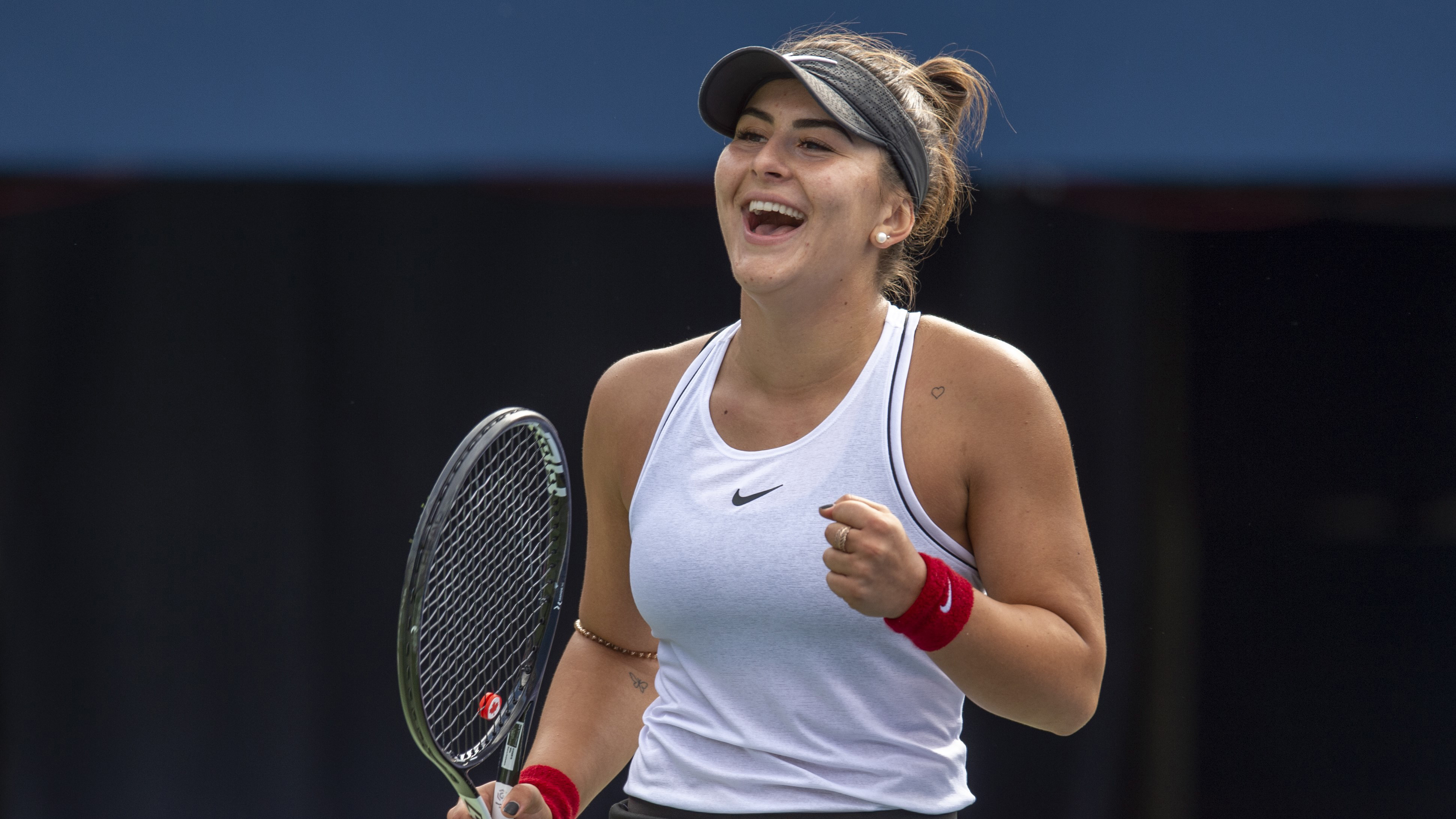 Bianca Andreescu, Canadian tennis player