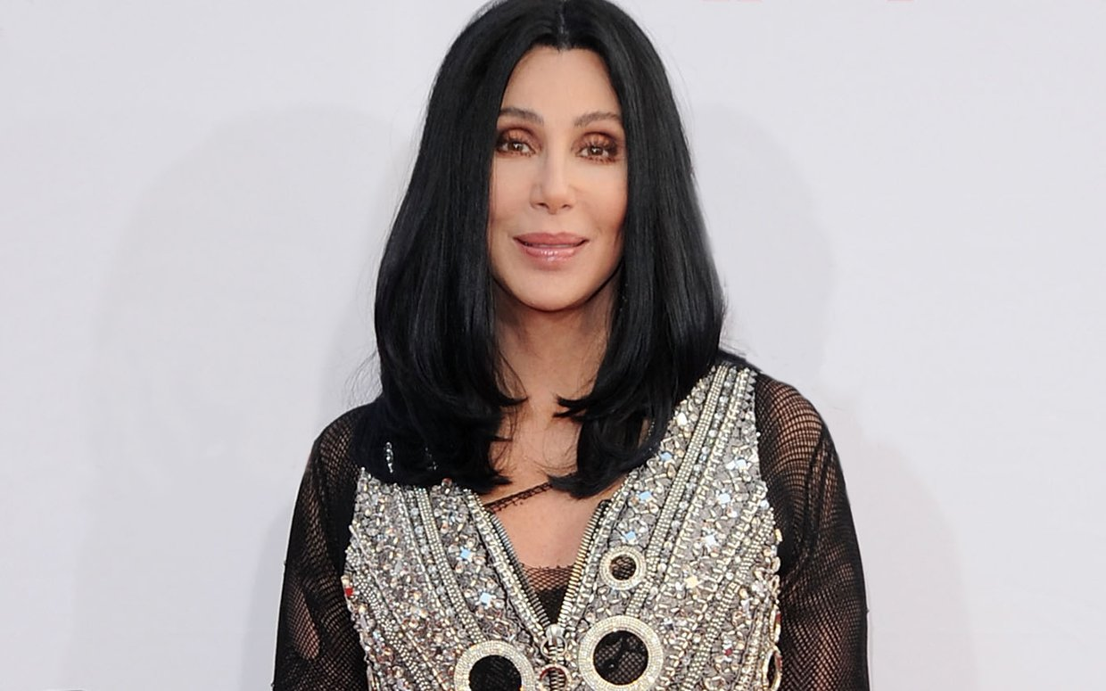 Cher, Singer, actress, and television host
