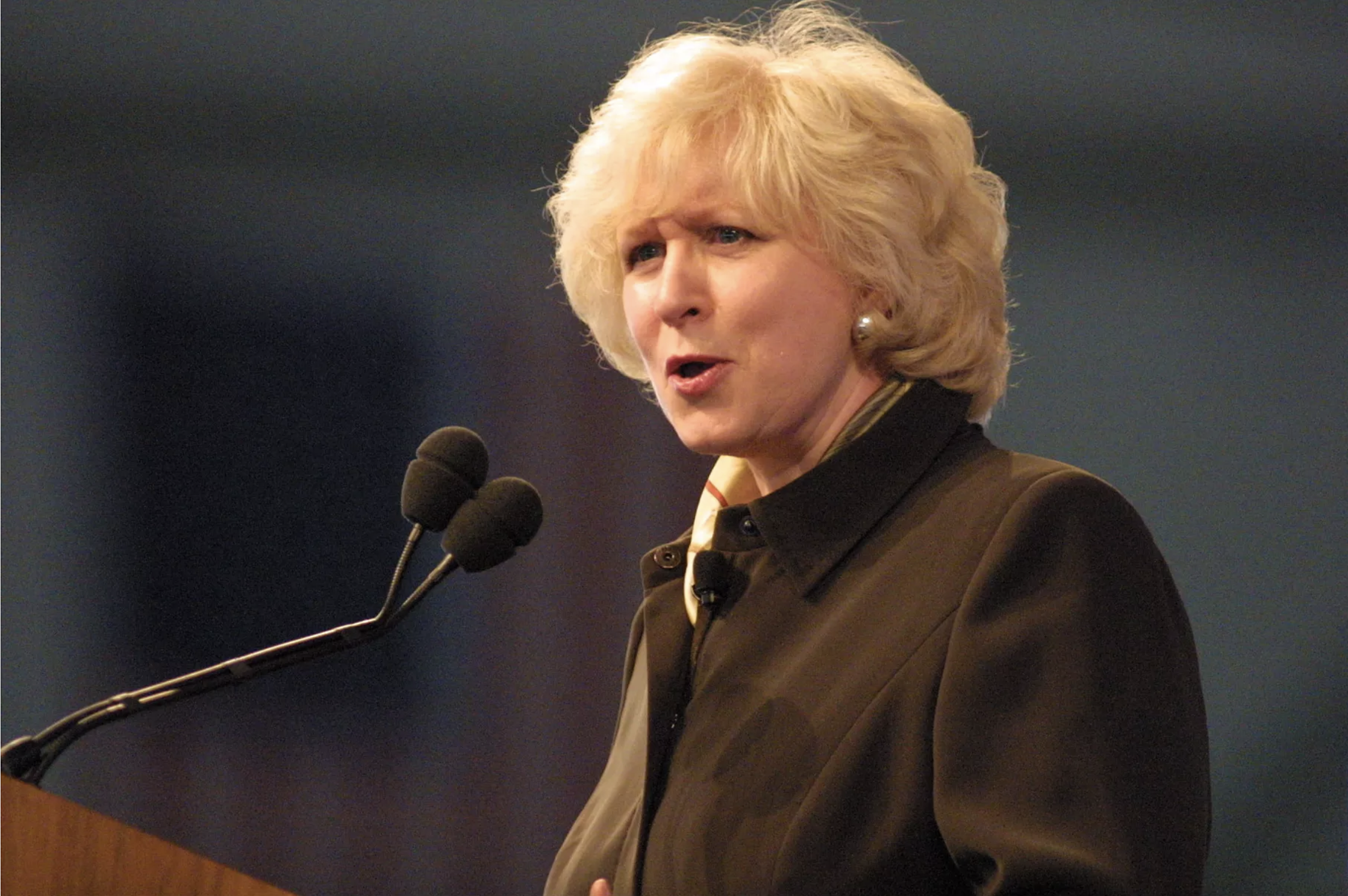 Kim Campbell, Former Prime Minister of Canada