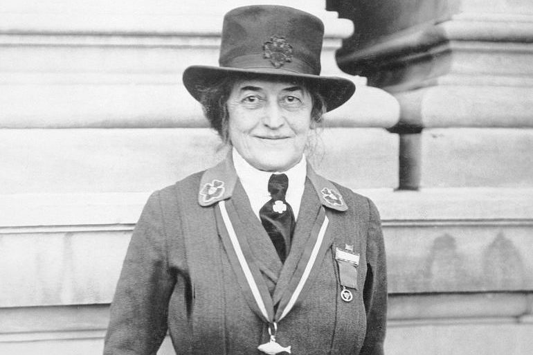 Juliette Gordon Low, Founder of Girl Scouts of the USA
