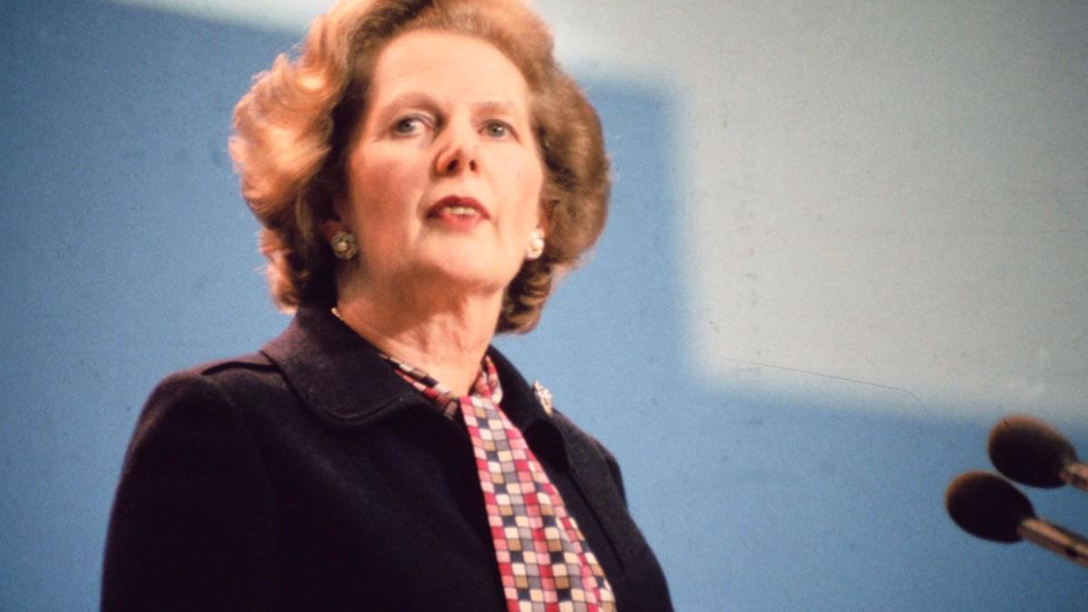 Margaret Thatcher, Former British Prime Minister
