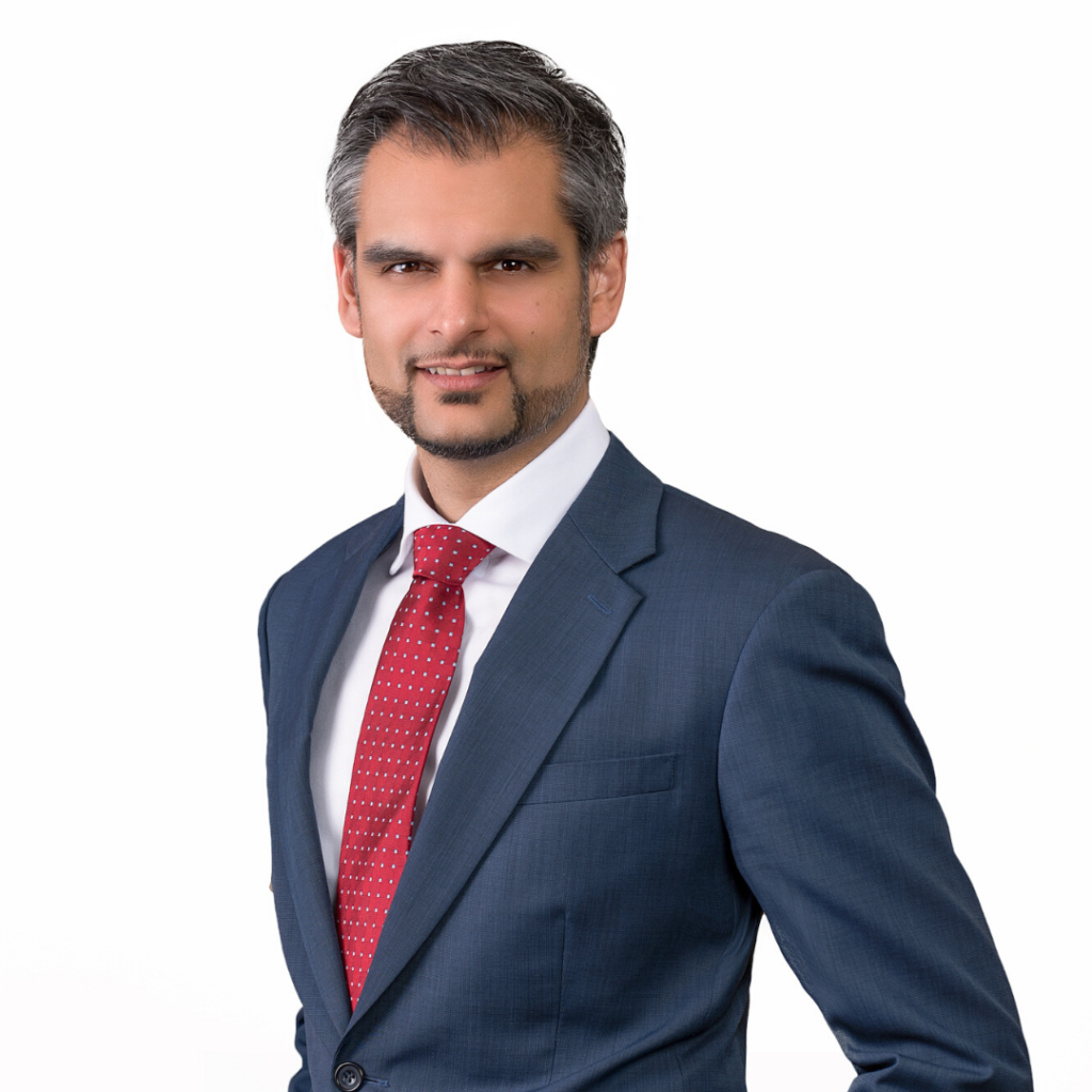 Mujir A. Muneeruddin, Partner and Head of Business Law Group at Abrahams LLP
